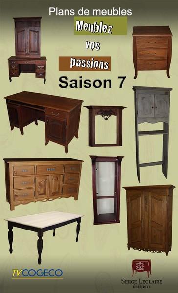 ensembles plans coffret dvd disponibles meublez vos passions. Black Bedroom Furniture Sets. Home Design Ideas