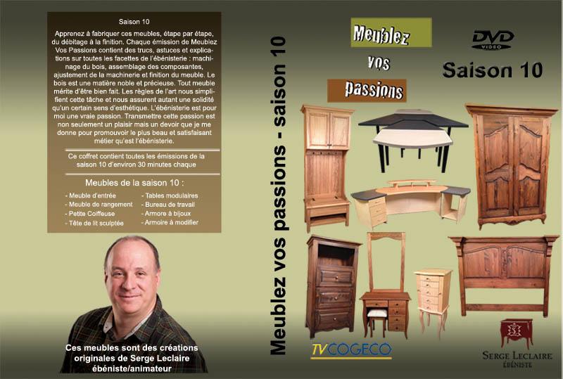 dvd des missions individuelles ou en coffret d 39 une saison meublez vos passions. Black Bedroom Furniture Sets. Home Design Ideas